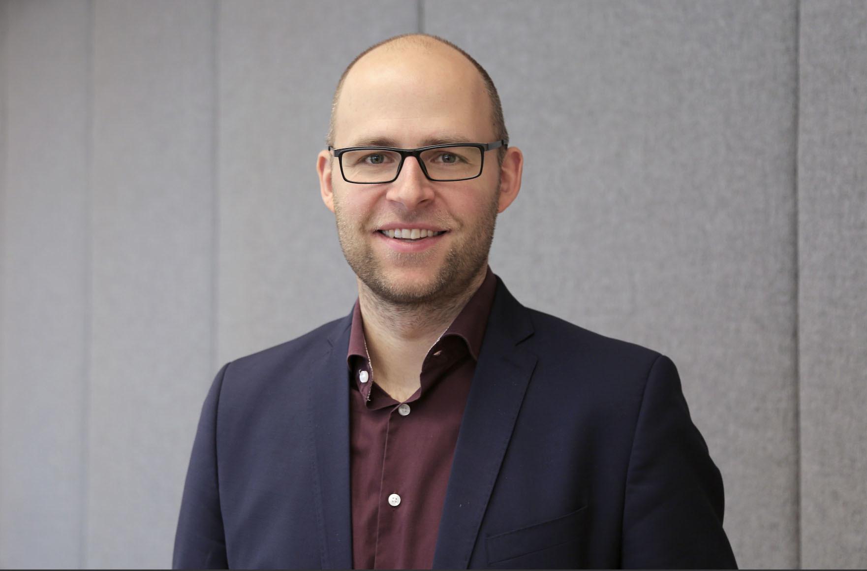 Agile Projekte in der Gesundheitswirtschaft: Christopher Kissmann - Barmer