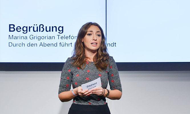 Corporate Digital Responsibility: Marina Grigorian - Telefónica Deutschland